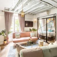98 Rue de Richelieu Spacious Apartment