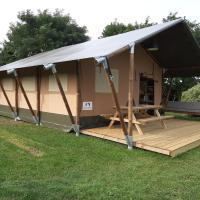 Glamping tent Romala
