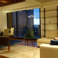 Brand new, high spec 70Mts2 one bedroom Apartment. International Centre CIB.