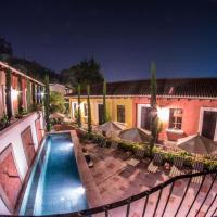 Villa Santiago en Antigua Guatemala