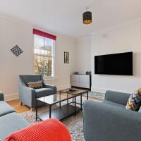 Cosy Spacious Three Bedroom Apartment, Sleeps 6