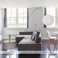 Hommey Luxury Apartments - Liverpool Street