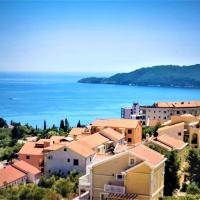 Becici Brand New Sea View Apartments - Irina