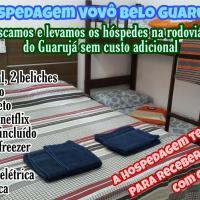 Hospedagem Vovô Belo Guarujá