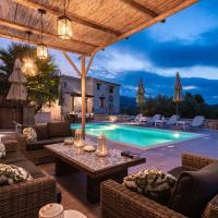 Luxury B&B Villa Mouzaki