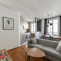 Modern Flat in Montmartre by GuestReady