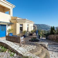 Villa Al'Azraa - by Corfuescapes
