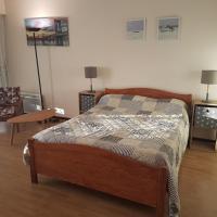 Appartement T1 central pour cures courts séjours