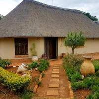 Buthule Guesthouse Situated on Crocodile River bank