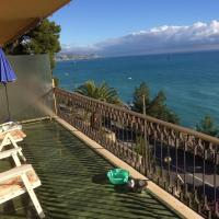70m2 plus 15m2 terrace seaview