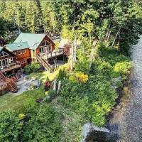MCW River Front Retreat Cabin Venue for Rent in Index 298