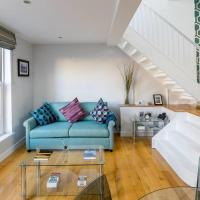 Split Level Apartment Sleeps 4 nr West Hampstead