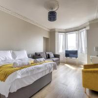 Leith Links Luxury Central Apartment ✰ Sleeps 6