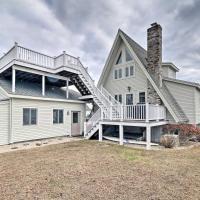 Charming Home w/ View & Private Beach Access!