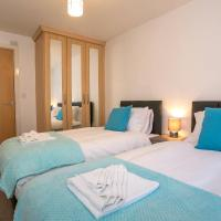 Spacious and Cheap near Gatwick Airport- Woodfield Lodge- 2 bedroom & 2 Bathroom - Beks Beds