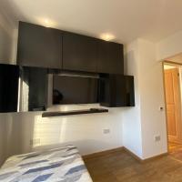 newly built apartment