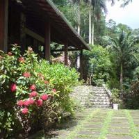 Casa na Mata, hotel em Niterói