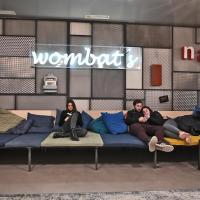 Wombats Hostel Vienna The Lounge