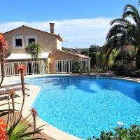 Calme et nature sur la Côte Azur, classé 4 étoiles