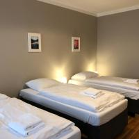 3 Zimmer Unterkunft für 6-8 Personen Leipzig Zentrum