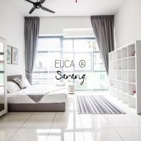 EUCA @ Ampang Embassy Row Studio [10 mins KLCC]