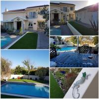 Blouberg Luxury Family Home with Pool