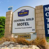 ASURE Central Gold Motel Cromwell