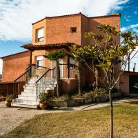 Quaint Farmhouse in Plagiari surrounded with Olive Trees