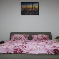 2BR Airport Accommodation near E75 with Free Private Parking