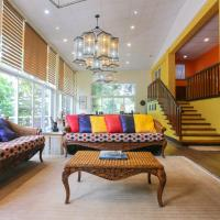 Peaceful Forest Haven 3 BR - Bangkong Kahoy Valley
