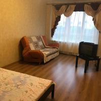 уютная Квартирка вблизи аквапарка, отель в городе Kharauz