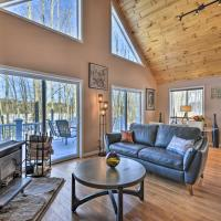 Calm Cottage on Private Lake w/ Fishing Dock!