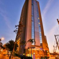 Nobile Inn Pampulha, hotel near Belo Horizonte/Pampulha – Carlos Drummond de Andrade Airport - PLU, Belo Horizonte