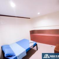 24 HOURS ROOM STAY IN KALIBO (NEAR AIRPORT / PLAZA) ROOM 3C