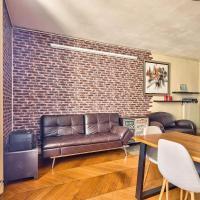 2 rooms apartment in the 15th arrondissement