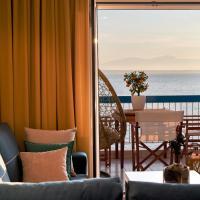 Seafront Luxury President Suite Aegean Sunset