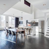 Le St-Christophe Penthouse & Terrace by Hometrotting