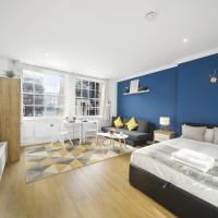 Studio Apartment by Homely Stays