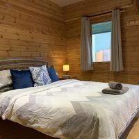 Southernwood - Garden Lodge 1