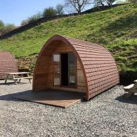 Bwlchgwyn Farm Glamping Pod