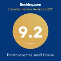 Balatonszemes small House