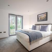 Luxury Apartment with Garden, Free Parking