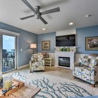 Luxurious Oceanfront Townhome w/Beach Access!