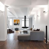 2 Schlafzimmer Maisonette Apartment in City West by Suite030