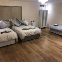 Rusholme luxury rooms PRIVATE BATHROOM