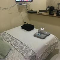 Kitnet VIP no Centro com Wi-Fi disponível