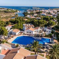 Happy Menorca apartamento duplex ,piscina,aire acondicionado,wiffi