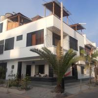 Punta Hermosa Surf Hostel