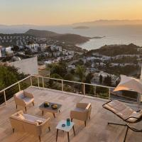 A Breathtaking Grand Sea View Apartment With Pool