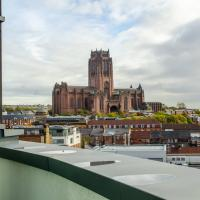 Penthouse With Superb Views In Liverpool City Centre - Free Parking - 35 Kent St by Happy Days - Apt 17